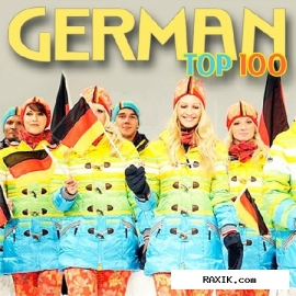 German top 100 single charts 02.12.2013 (2013)