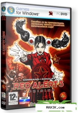 Red Alert 3 Command And Conquer Uprising [2009/RePack/PC/RUS]