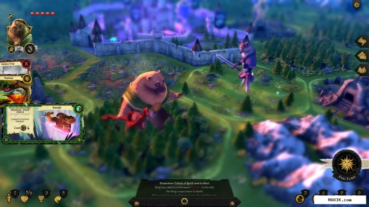 Armello (2015) pc | repack. Скриншот №1